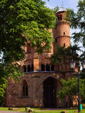Gammal tomb. Royaltyfri Foto