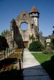 gammal tornwatch för befästning Arkivbild