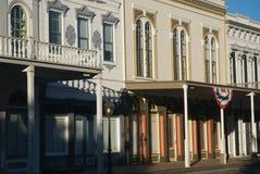 gammal town Royaltyfri Foto