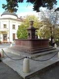 gammal town Royaltyfria Foton