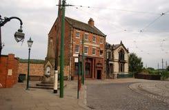 gammal town Royaltyfri Fotografi