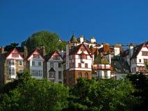 gammal town för 01 edinburgh Royaltyfri Bild