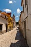 gammal town för cascais Royaltyfria Bilder