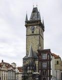 gammal town för korridor Arkivbild
