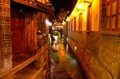 gammal town för lijiang Royaltyfria Foton