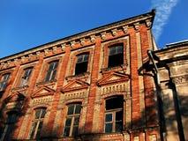 gammal town5 Arkivbilder