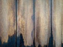 Gammal träbakgrund eller textur Royaltyfria Bilder