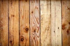 Gammal träpanel för bakgrund Arkivbild