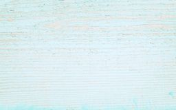 Gammal träyttersida med skalningsblåttmålarfärg Arkivfoto