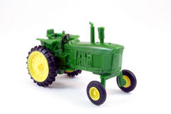 gammal traktor arkivfoton