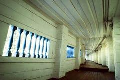 gammal tunnel Royaltyfria Bilder