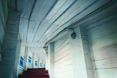 gammal tunnel Arkivfoto