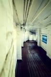 gammal tunnel Royaltyfri Bild