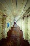 gammal tunnel Fotografering för Bildbyråer