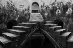 gammal tunnel Royaltyfri Foto