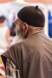 Gammal turkisk muslimman Royaltyfri Bild
