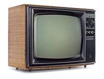 gammal tv Royaltyfri Foto