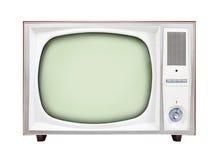 gammal tv Stock Illustrationer