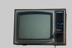 gammal tv Arkivbilder