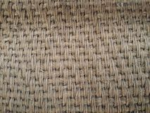 Gammal tygtrådbakgrund /fabric stycke royaltyfria foton
