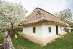 gammal ukrainare för hus Royaltyfria Bilder