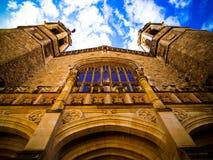 gammal universitetar för adelaide korridor Royaltyfri Foto
