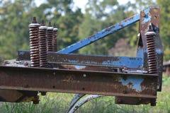gammal utrustninglantgård Royaltyfria Foton