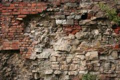 gammal vägg Royaltyfria Foton
