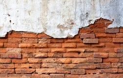 Gammal vägg. Royaltyfri Foto