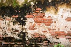 Gammal vägg Royaltyfri Fotografi