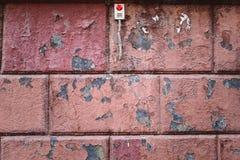gammal vägg 3 Royaltyfria Bilder