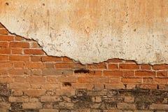 gammal vägg Arkivfoton