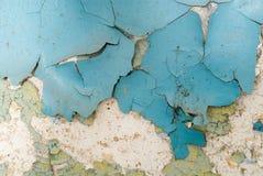 gammal vägg för bakgrund Arkivbilder