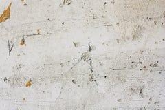 Gammal vägg för bakgrund Arkivfoto