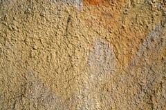 gammal vägg för bakgrund Royaltyfri Bild