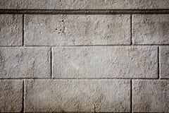 gammal vägg för cement Royaltyfria Bilder