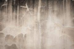 gammal vägg för cement Arkivfoton