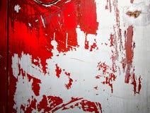 gammal vägg för grunge Royaltyfria Foton
