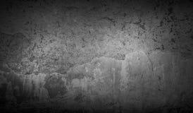 Gammal vägg för murbruk Arkivbilder