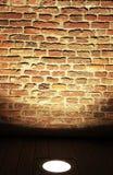 gammal vägg för tegelsten royaltyfri bild