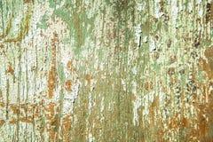 Gammal vägg för textur med geografiska modeller Royaltyfria Bilder
