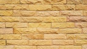 Gammal vägg mönstrad stenbakgrund Royaltyfria Bilder
