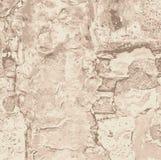 Gammal väggtextur, vektordesign arkivfoton