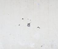 gammal väggwhite Arkivfoto