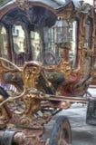 Gammal vagn Royaltyfri Foto