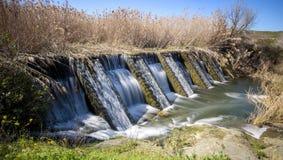 Gammal vattenbehållare Arkivbilder