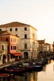 gammal venezia Royaltyfri Fotografi