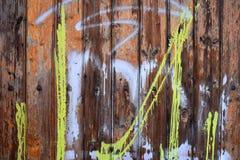 Gammal verklig Wood texturbakgrund Gammalt och tappning Royaltyfri Bild