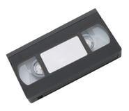 Gammal vhs-videokassett Arkivfoto