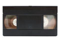 gammal video för kassett Arkivfoto